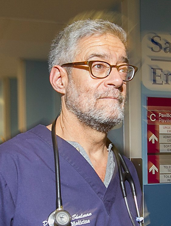 Dr. Mitchell Shulman